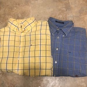 Tommy Hilfiger men's shirts xl
